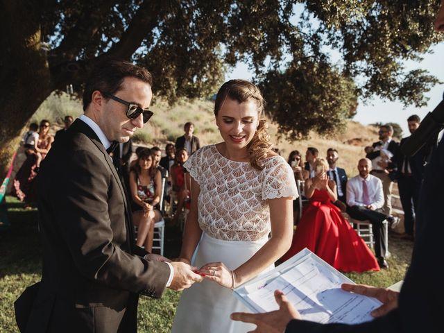 La boda de Juan Manuel y Carolina en La Torre De Esteban Hambran, Toledo 102