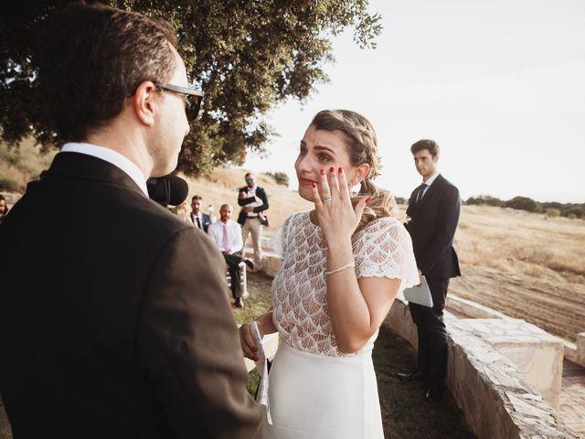 La boda de Juan Manuel y Carolina en La Torre De Esteban Hambran, Toledo 103