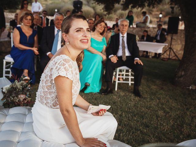 La boda de Juan Manuel y Carolina en La Torre De Esteban Hambran, Toledo 105