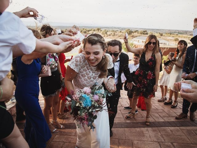 La boda de Juan Manuel y Carolina en La Torre De Esteban Hambran, Toledo 112