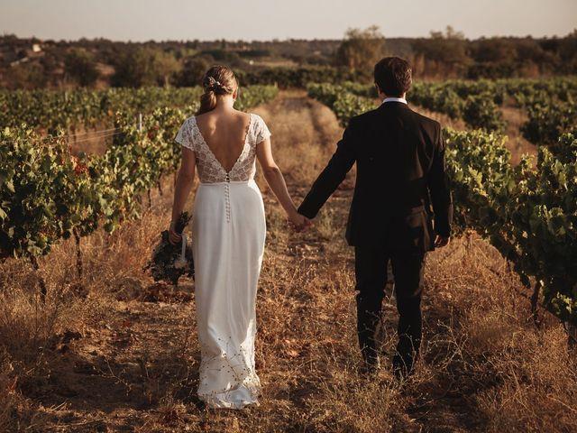 La boda de Juan Manuel y Carolina en La Torre De Esteban Hambran, Toledo 119