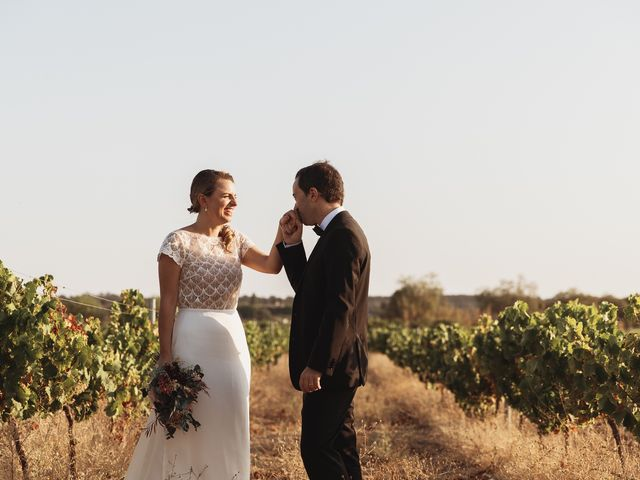 La boda de Juan Manuel y Carolina en La Torre De Esteban Hambran, Toledo 120