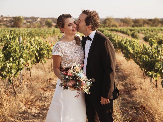La boda de Juan Manuel y Carolina en La Torre De Esteban Hambran, Toledo 122