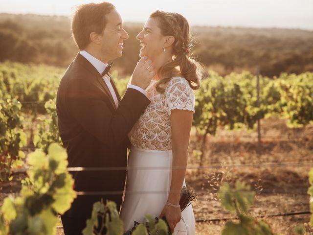 La boda de Juan Manuel y Carolina en La Torre De Esteban Hambran, Toledo 123