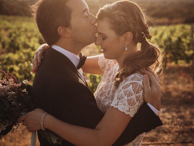 La boda de Juan Manuel y Carolina en La Torre De Esteban Hambran, Toledo 127