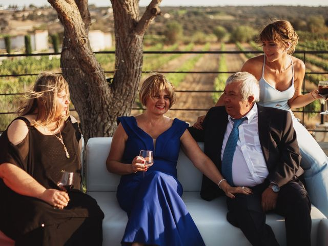 La boda de Juan Manuel y Carolina en La Torre De Esteban Hambran, Toledo 133