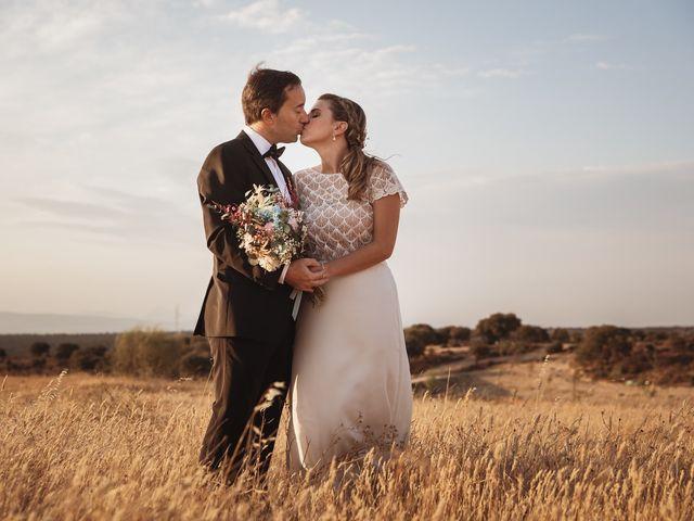 La boda de Juan Manuel y Carolina en La Torre De Esteban Hambran, Toledo 134