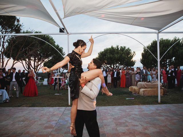 La boda de Juan Manuel y Carolina en La Torre De Esteban Hambran, Toledo 137
