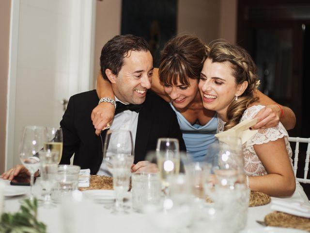 La boda de Juan Manuel y Carolina en La Torre De Esteban Hambran, Toledo 140