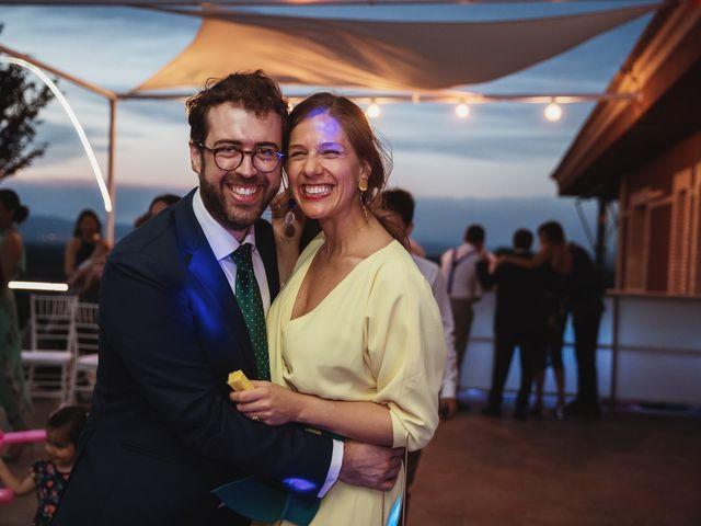 La boda de Juan Manuel y Carolina en La Torre De Esteban Hambran, Toledo 149