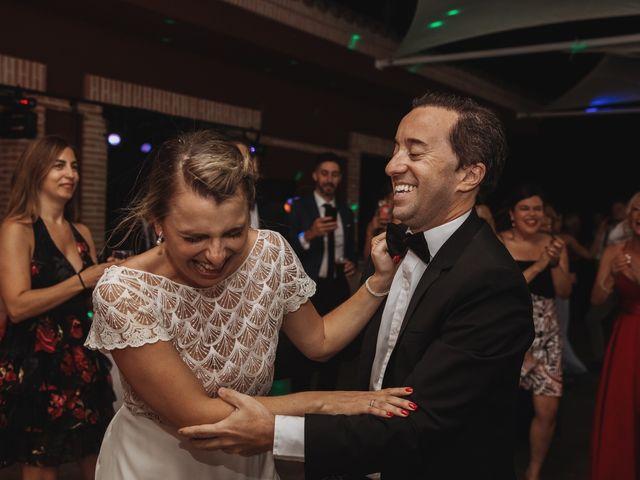 La boda de Juan Manuel y Carolina en La Torre De Esteban Hambran, Toledo 150