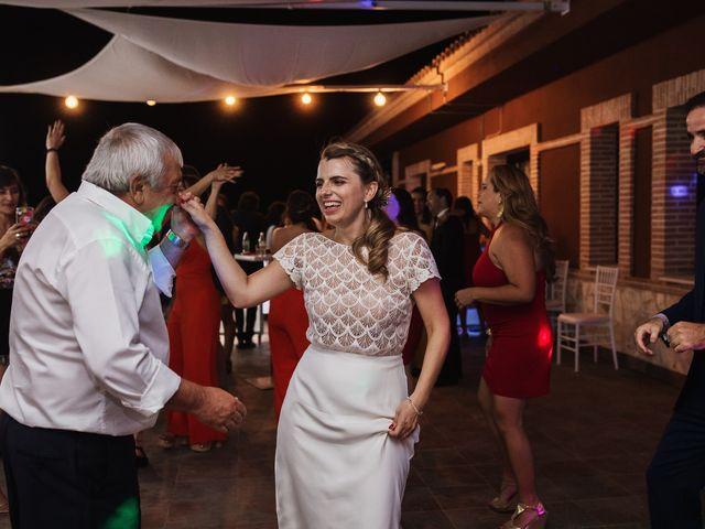 La boda de Juan Manuel y Carolina en La Torre De Esteban Hambran, Toledo 151