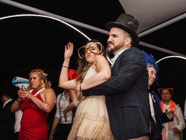La boda de Juan Manuel y Carolina en La Torre De Esteban Hambran, Toledo 177
