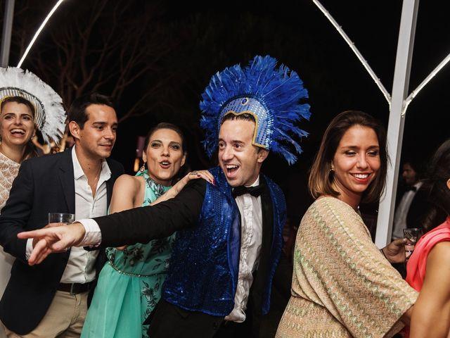 La boda de Juan Manuel y Carolina en La Torre De Esteban Hambran, Toledo 178