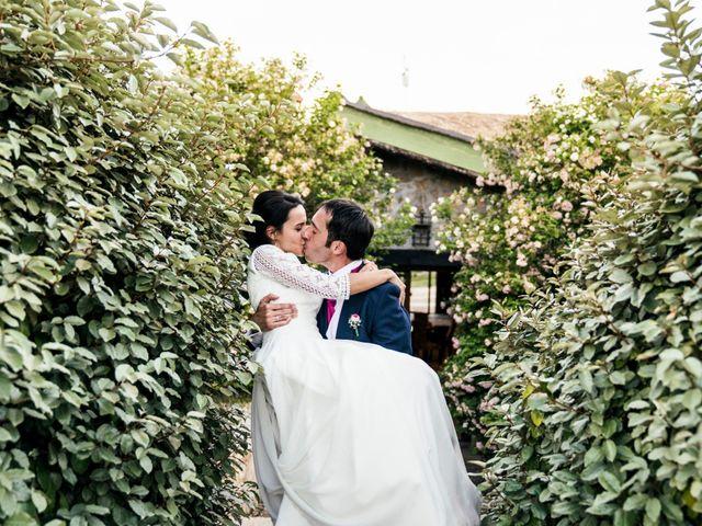 La boda de Virginia y Miguel