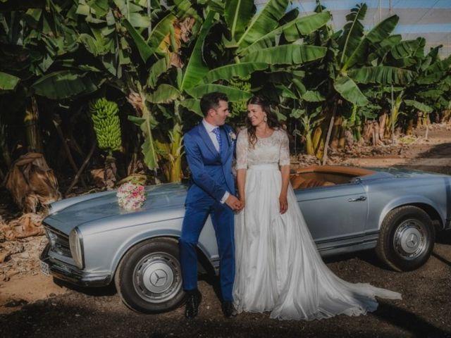 La boda de Aaron y Anabel