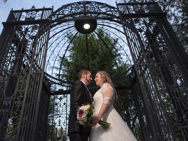 La boda de Natalia y Daniel en Arganda Del Rey, Madrid 1
