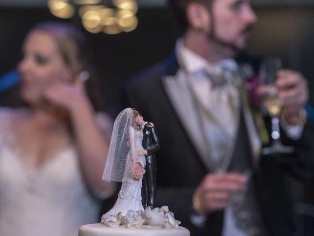 La boda de Natalia y Daniel en Arganda Del Rey, Madrid 2