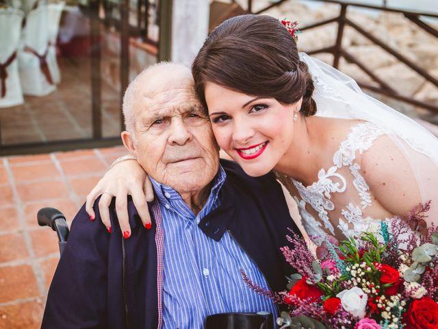La boda de Mari Angeles y David en Benajarafe, Málaga 2