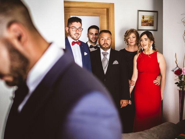 La boda de Mari Angeles y David en Benajarafe, Málaga 9