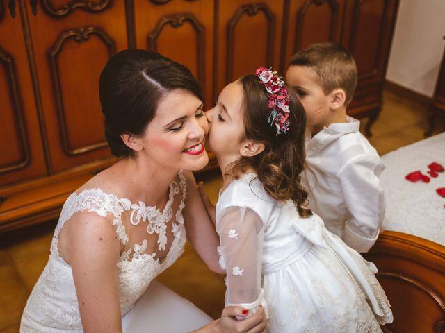 La boda de Mari Angeles y David en Benajarafe, Málaga 18