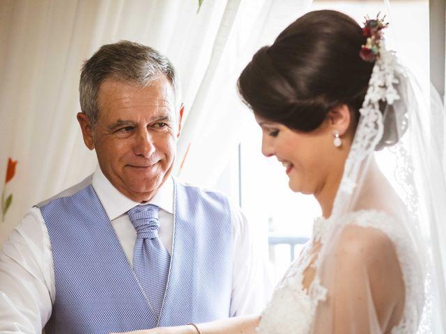 La boda de Mari Angeles y David en Benajarafe, Málaga 22