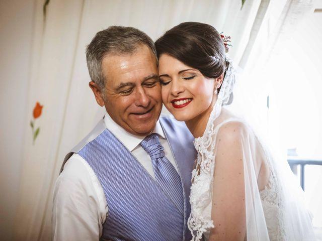 La boda de Mari Angeles y David en Benajarafe, Málaga 23