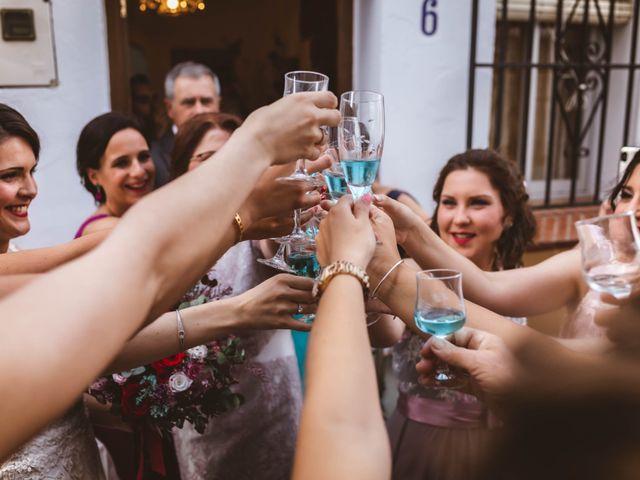 La boda de Mari Angeles y David en Benajarafe, Málaga 27