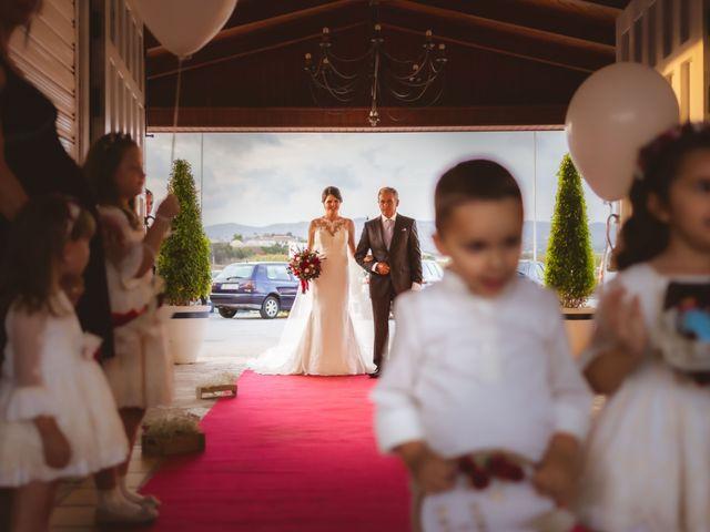 La boda de Mari Angeles y David en Benajarafe, Málaga 32