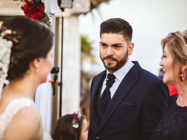 La boda de Mari Angeles y David en Benajarafe, Málaga 34