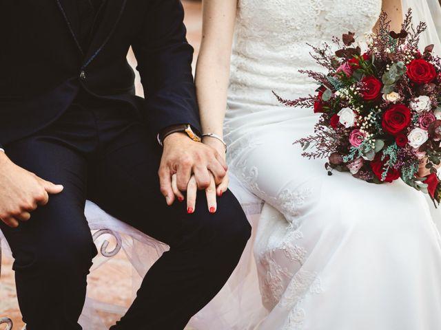 La boda de Mari Angeles y David en Benajarafe, Málaga 35