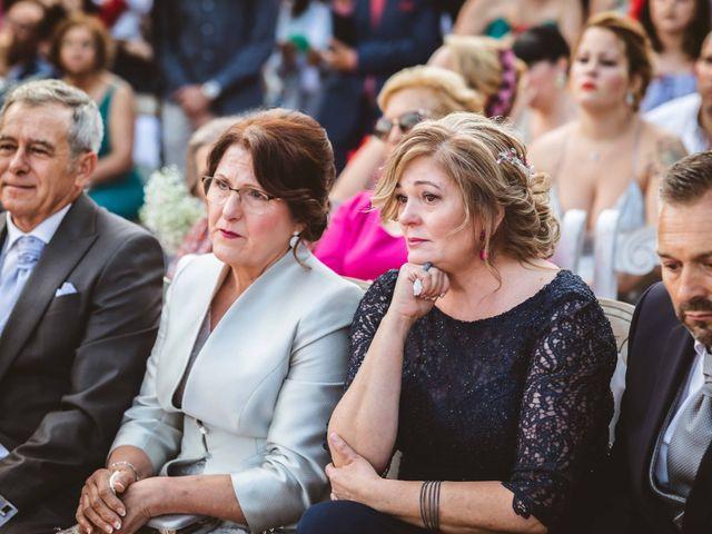 La boda de Mari Angeles y David en Benajarafe, Málaga 36