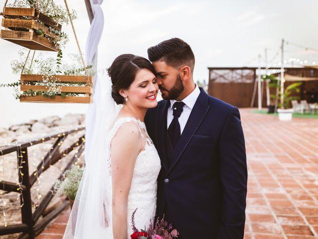 La boda de Mari Angeles y David en Benajarafe, Málaga 37