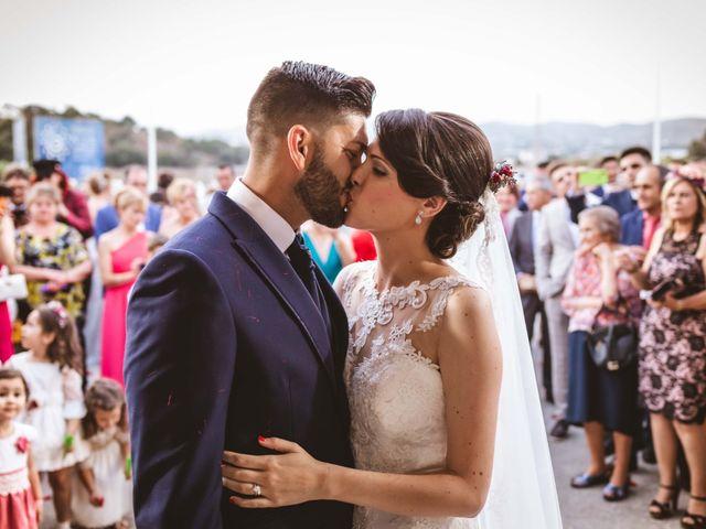 La boda de Mari Angeles y David en Benajarafe, Málaga 39