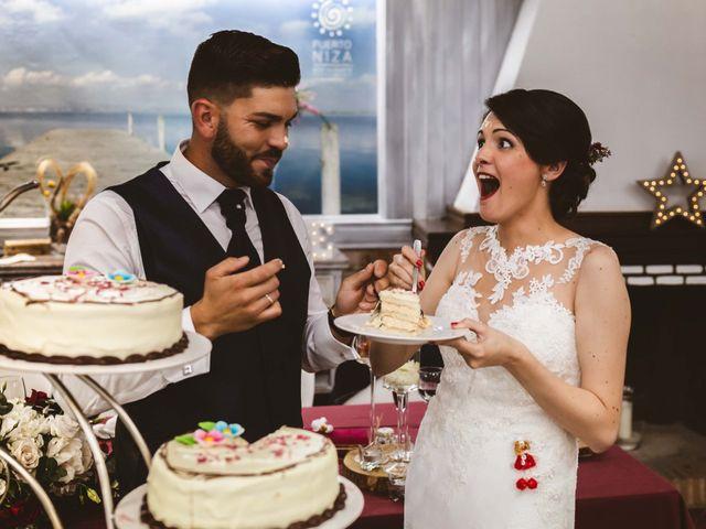 La boda de Mari Angeles y David en Benajarafe, Málaga 41