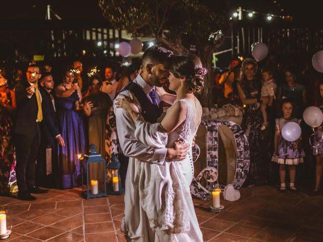 La boda de Mari Angeles y David en Benajarafe, Málaga 43