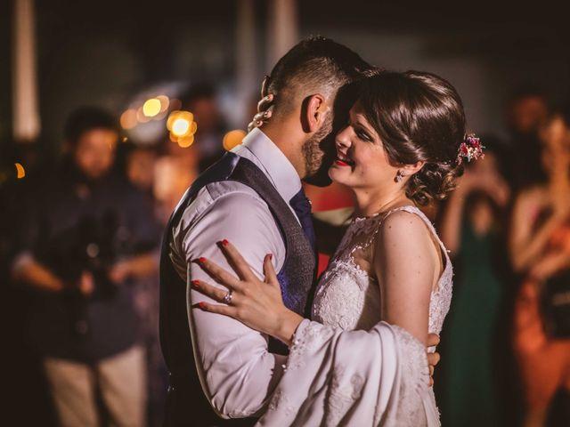 La boda de Mari Angeles y David en Benajarafe, Málaga 45