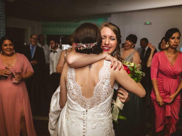 La boda de Mari Angeles y David en Benajarafe, Málaga 47