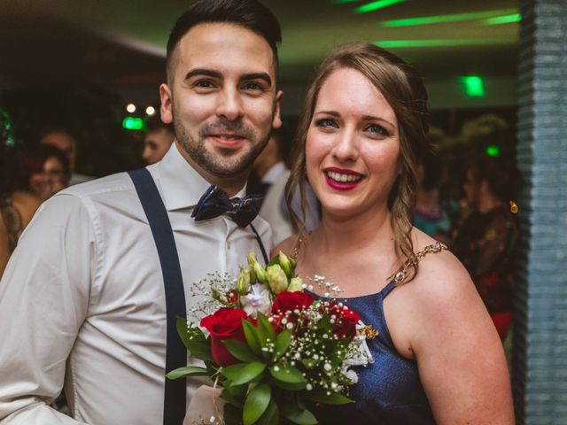 La boda de Mari Angeles y David en Benajarafe, Málaga 49