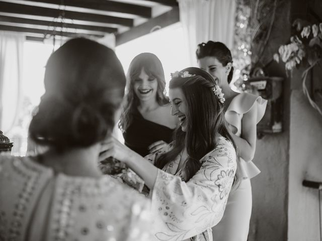 La boda de Alba y Ceci en Picanya, Valencia 10