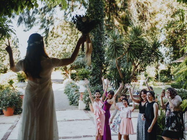 La boda de Alba y Ceci en Picanya, Valencia 23