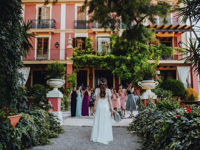 La boda de Alba y Ceci en Picanya, Valencia 25