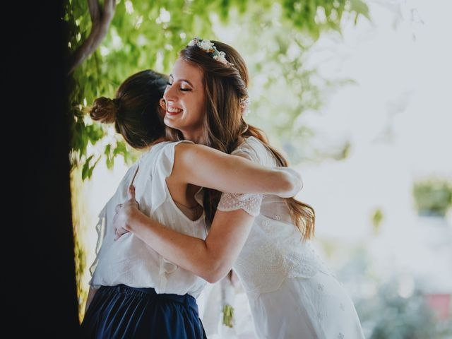 La boda de Alba y Ceci en Picanya, Valencia 27