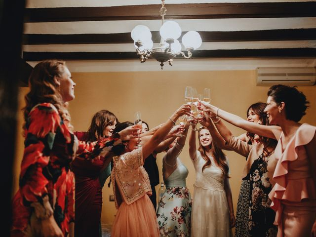 La boda de Alba y Ceci en Picanya, Valencia 29