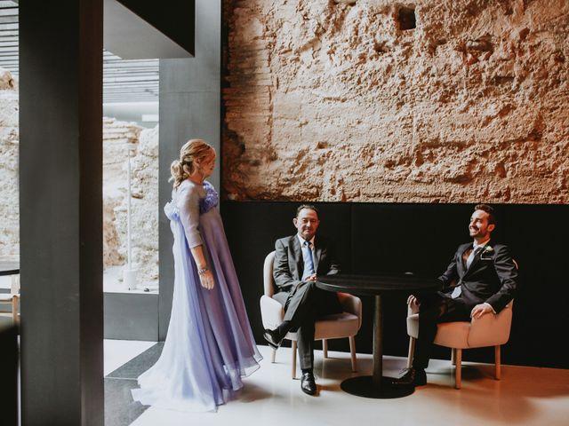 La boda de Alba y Ceci en Picanya, Valencia 45