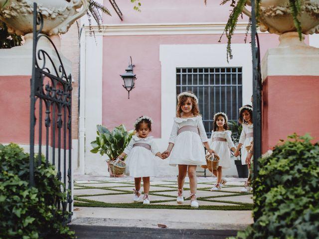 La boda de Alba y Ceci en Picanya, Valencia 58