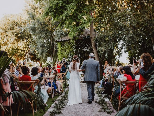 La boda de Alba y Ceci en Picanya, Valencia 61