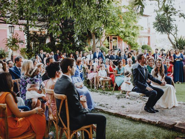 La boda de Alba y Ceci en Picanya, Valencia 74