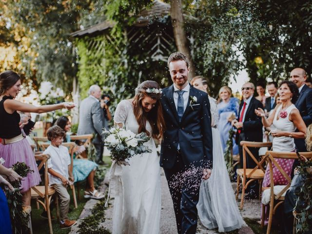 La boda de Alba y Ceci en Picanya, Valencia 85