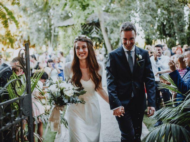 La boda de Alba y Ceci en Picanya, Valencia 86